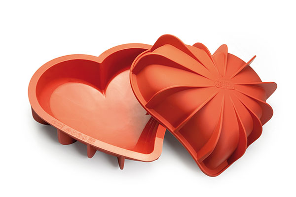 SFT211 LOVE - STAMPO IN SILICONE 205X186 H 54 MM