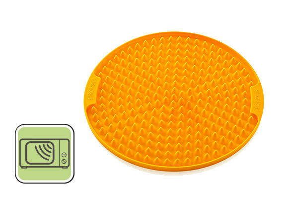 STAMPO IN SILICONE CRISPY MAT ROUND ø260
