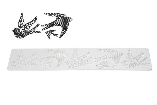 Trd13 Birds – 400x80 mm