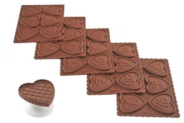 Ckc 7-8-9-10-11 Kit Cookie Choc ABC