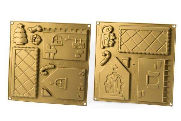 HSH 01 HOME SWEET HOME - SET 2 STAMPI IN SILICONE