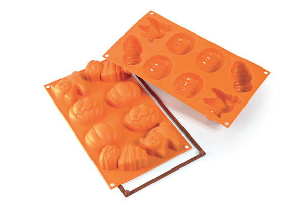 SF116 HALLOWEEN - STAMPO IN SILICONE