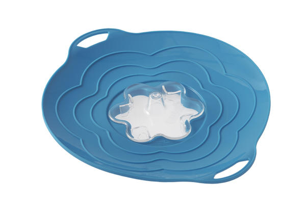 Vapo Twist - Coperchio in silicone blu