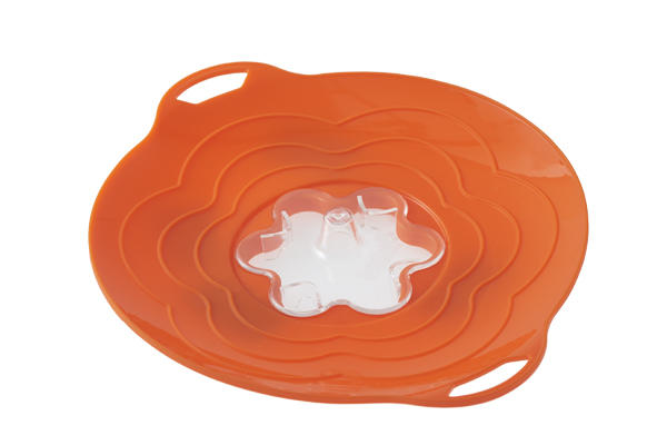 Vapo Twist - Coperchio in silicone arancio