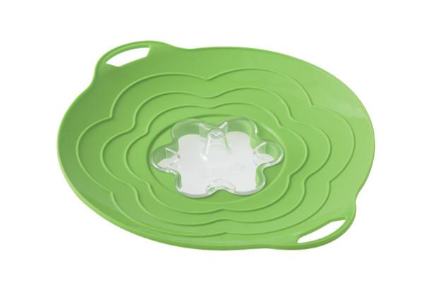 Vapo Twist - Coperchio in silicone verde