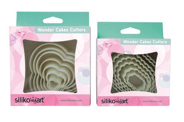 Nylon Cutter 16 Regular Moon da 8x3.5 cm a 13x10.5 cm