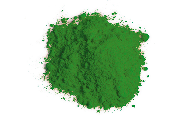 Colorante in polvere liposolubile verde 25 gr