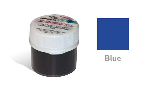 Colorante in polvere idrosolubile blu 5 gr