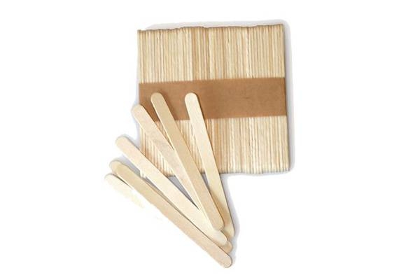 Mini Sticks in legno – 100 pcs